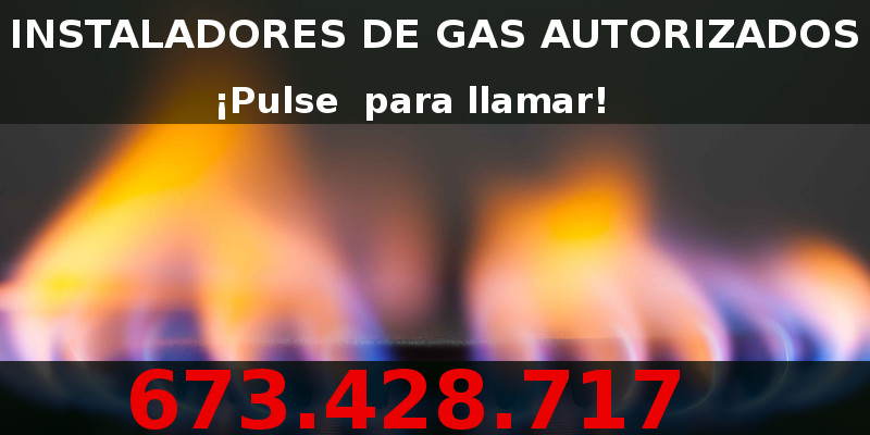 instalador gas profesional